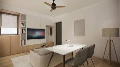5-10万40平米小户型日式风格餐厅设计图