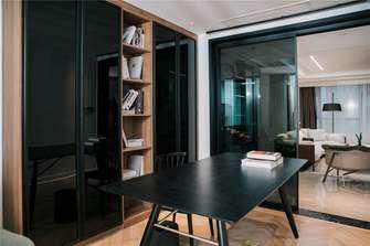 10-15万130平米三室两厅北欧风格书房装修图片大全