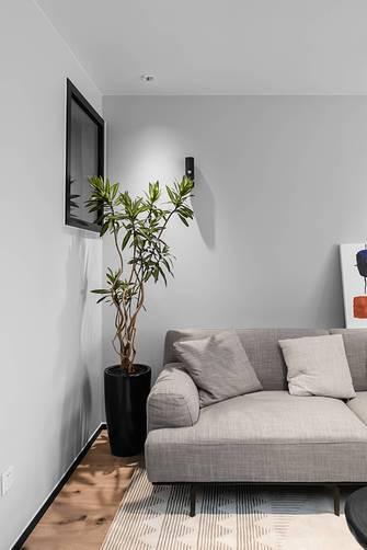 15-20万40平米小户型现代简约风格客厅效果图