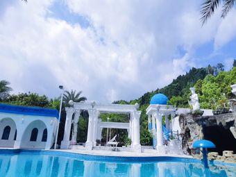 凤垭山天乐谷酒店游泳池