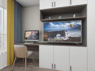 140平米公寓现代简约风格卧室设计图