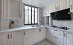 富裕型80平米美式风格厨房装修效果图