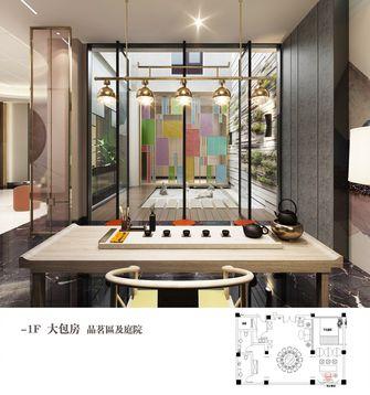 20万以上140平米四混搭风格书房图片