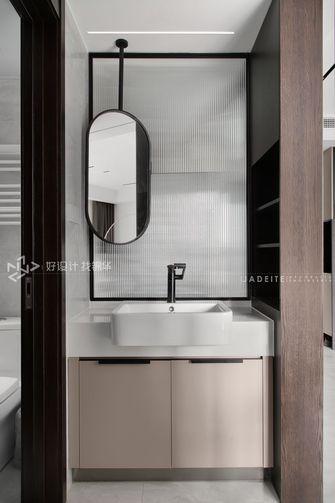 20万以上120平米三室两厅现代简约风格卫生间设计图