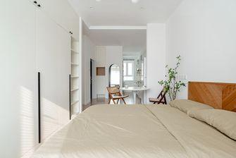 5-10万30平米小户型田园风格卧室图片大全
