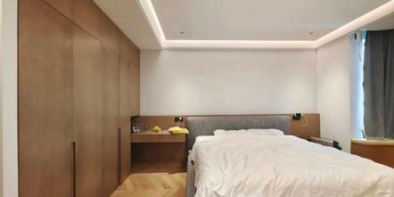 豪华型140平米四室一厅轻奢风格卧室图