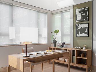20万以上140平米别墅中式风格书房设计图