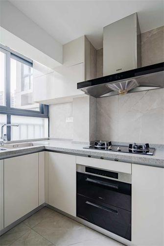 10-15万60平米现代简约风格厨房装修案例