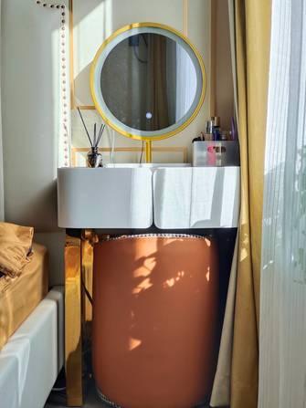 100平米三室两厅现代简约风格梳妆台图片大全