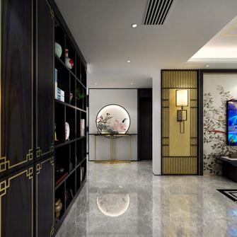 20万以上140平米四室两厅中式风格走廊装修效果图