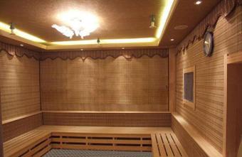 中式风格健身房装修案例