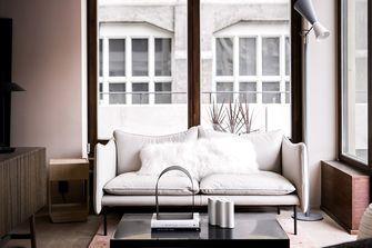 经济型30平米以下超小户型北欧风格客厅效果图