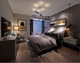 15-20万120平米三现代简约风格卧室欣赏图