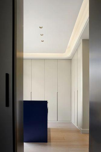 140平米四室三厅北欧风格衣帽间图片大全
