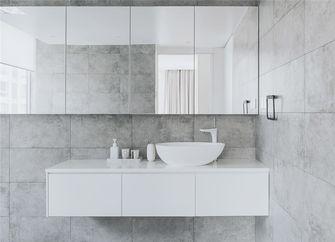 富裕型110平米欧式风格卫生间欣赏图