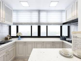 豪华型70平米美式风格厨房装修图片大全