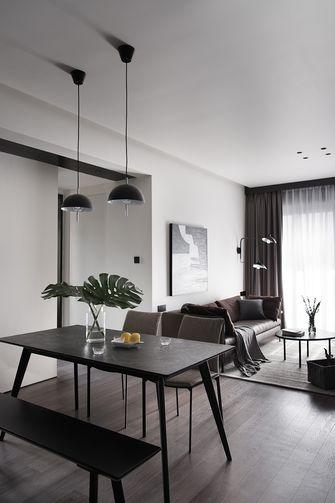 3-5万60平米一室一厅现代简约风格客厅装修效果图