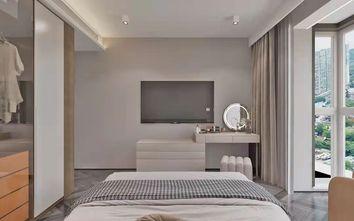 10-15万110平米三室两厅轻奢风格卧室欣赏图