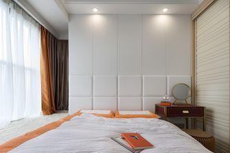 100平米三混搭风格卧室设计图