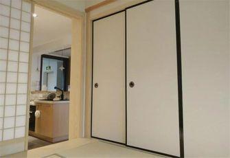 50平米一居室日式风格储藏室图片