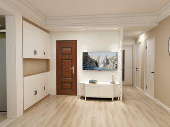 50平米公寓现代简约风格走廊图片大全