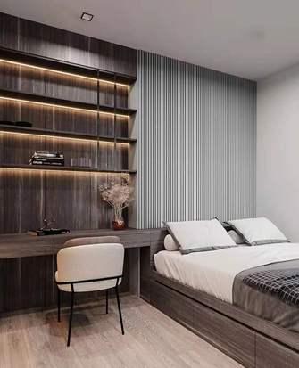 20万以上130平米三室两厅现代简约风格客厅欣赏图