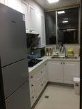 富裕型90平米美式风格厨房图片