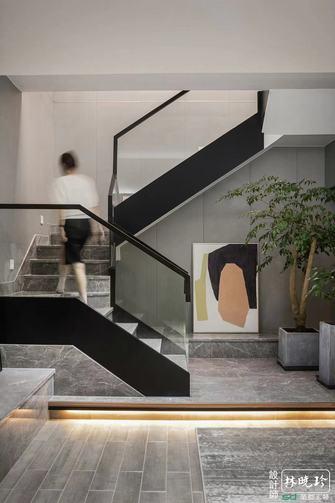 140平米别墅港式风格走廊效果图