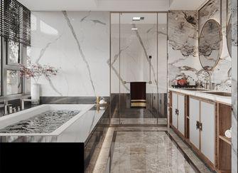 豪华型140平米四室一厅中式风格卫生间图