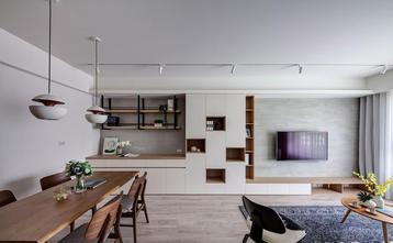 经济型60平米欧式风格餐厅装修效果图