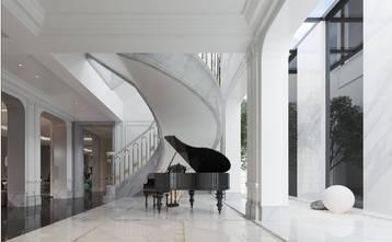 20万以上140平米别墅欧式风格楼梯间图片
