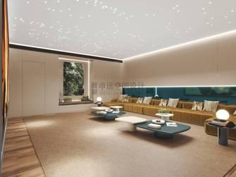 20万以上140平米别墅混搭风格影音室装修效果图