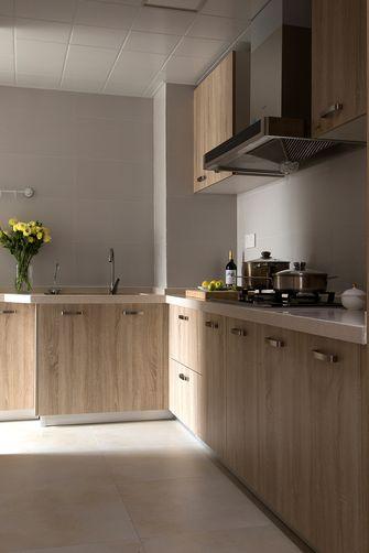 5-10万80平米日式风格厨房设计图