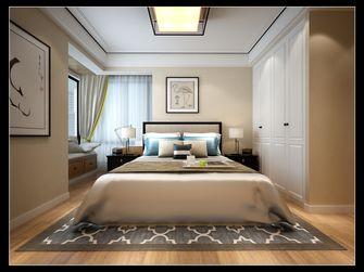 140平米四中式风格卧室欣赏图