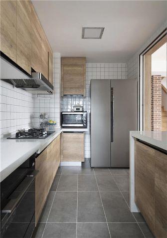10-15万120平米复式日式风格厨房设计图