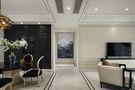140平米三室两厅法式风格客厅装修效果图