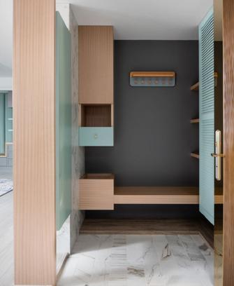 10-15万120平米三室两厅北欧风格衣帽间装修案例