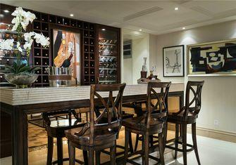 20万以上100平米三室一厅欧式风格餐厅效果图