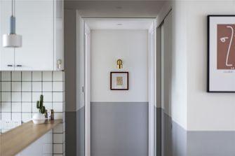 5-10万100平米三北欧风格走廊装修图片大全