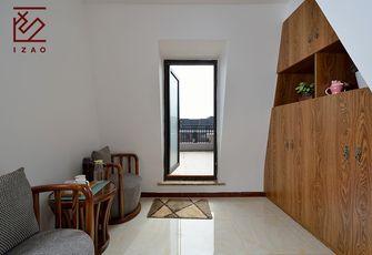 富裕型140平米四室两厅中式风格阁楼设计图