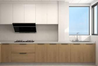5-10万80平米公寓北欧风格厨房装修图片大全