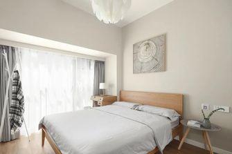 5-10万三室一厅日式风格卧室设计图