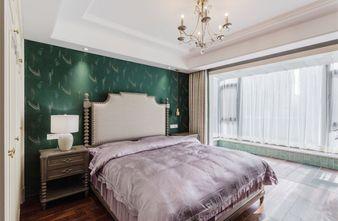 富裕型三美式风格卧室设计图