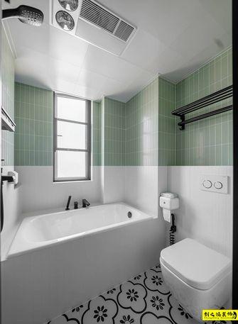 10-15万110平米三室一厅日式风格卫生间图片大全