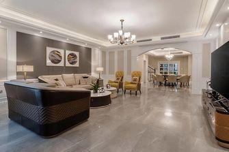 3万以下140平米复式美式风格客厅效果图