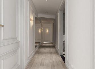 富裕型100平米现代简约风格走廊效果图