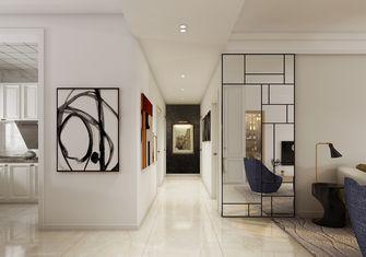 豪华型120平米三混搭风格走廊装修效果图