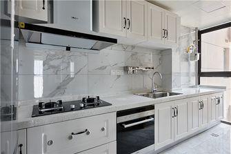 10-15万90平米四室一厅混搭风格厨房图
