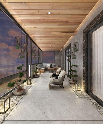 豪华型140平米四中式风格阳台图片