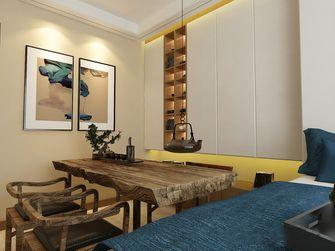富裕型140平米三室两厅新古典风格书房效果图